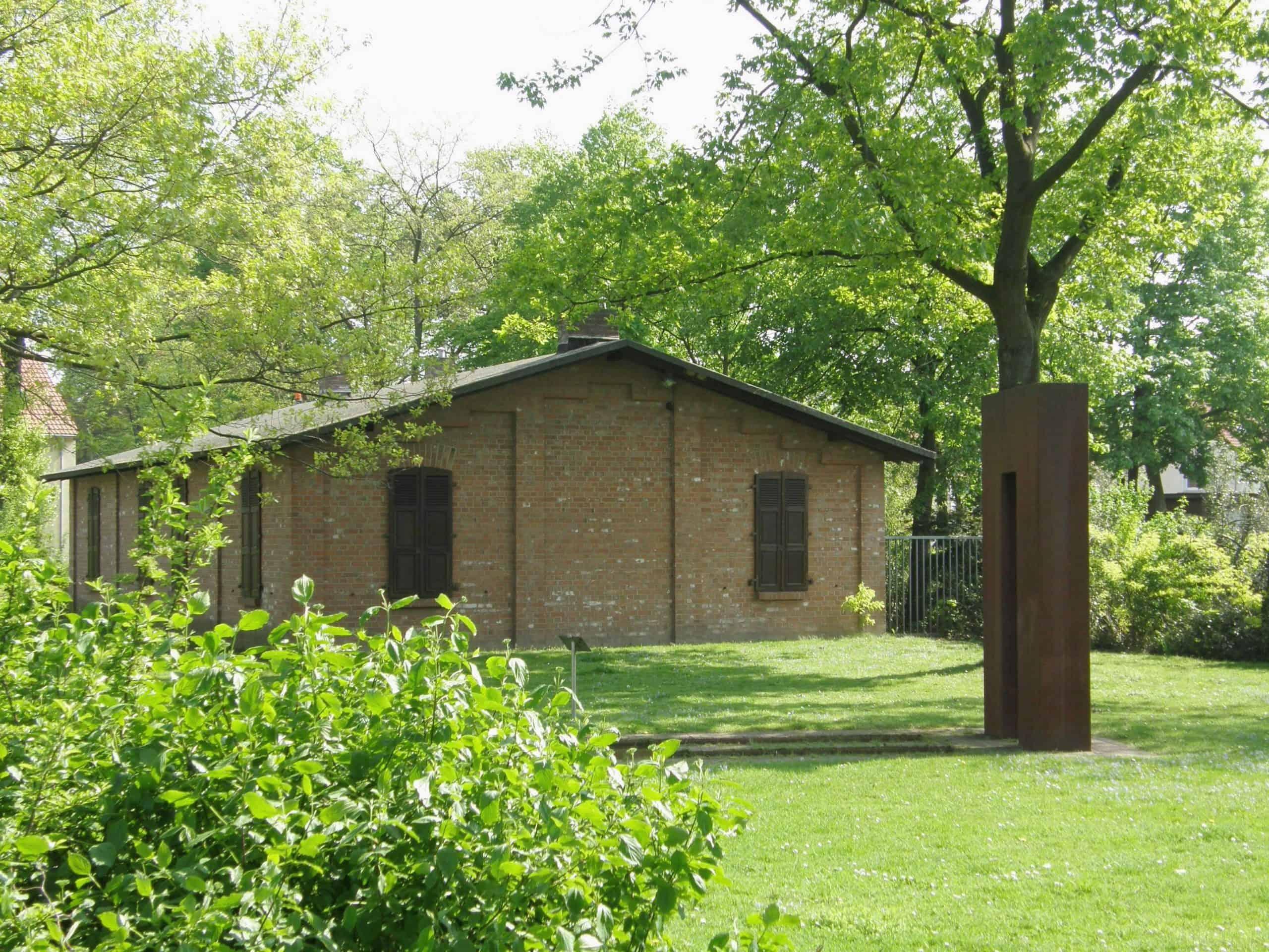 Das Bild zeigt das Bürgerhaus Friedrichsfeld